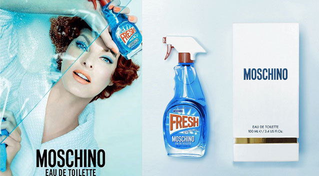 Fresh Couture от Moschino